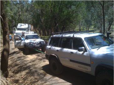 2 Nissan Patrol Power