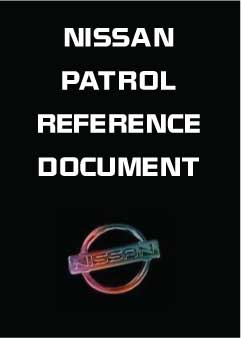 Nissan Patrol Reference Document
